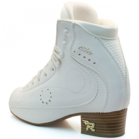 Ботинки Risport Royal Elite белые