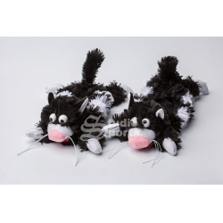 Чехлы-сушка игрушка Коты черные