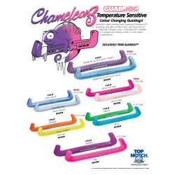 Чехлы на лезвия Guadog Chameleonz