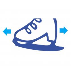 Растягивание ботинка