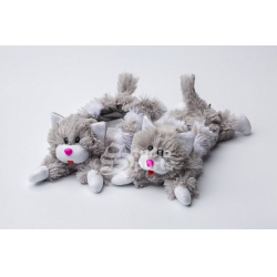 Чехлы-сушка игрушка Коты серые