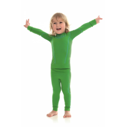 Комплект для мальчика Brubeck Thermo зеленый