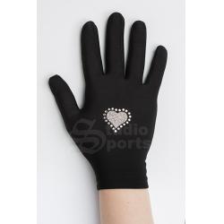 Термоперчатки с сердечками