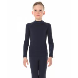 Комплект для юноши Brubeck Thermo синий