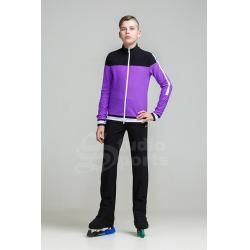 Термо комплект Октант черный/фиолетовый